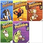 [세트] Smart Phonics 1~5권 (Student Book + CD, New Edition)