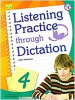 Listening Practice through Dictation 4 (Paperback + CD 1장)