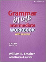 Grammar in Use Intermediate Workbook with Answers (Paperback, 3 Revised edition)