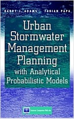 Urban Stormwater Management Planning with Analytical Probabilistic Models (Hardcover)