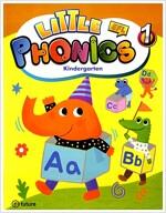 Little EFL Phonics 1 (Paperback + CD 1장)
