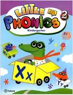 Little EFL Phonics 2 (Paperback + CD 1장)