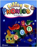 Little EFL Phonics 3 (Paperback + CD 1장)