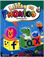 Little EFL Phonics 4 (Paperback + CD 1장)