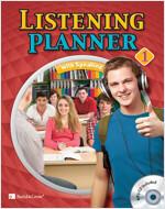 Listening Planner 1: Student Book, Workbook, Answer&Script (Paperback, CD 1)