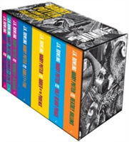 Harry Potter Boxed Set: The Complete Collection Adult (Paperback)