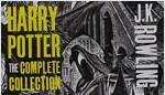 Harry Potter Boxed Set: The Complete Collection (Paperback)