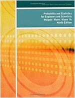 Probability and Statistics for Engineers and Scientists (Paperback, Pearson New International Edition of 9 Revised ed)