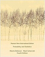 Probability and Statistics: Pearson New International Edition (Paperback, 4 ed)
