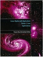Linear Algebra with Applications (Paperback, 8th International)
