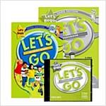[세트] Let's Go Begin Set (Student Book + Workbook + Audio CD, 3rd Edition)