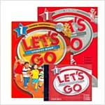 [세트] Let's Go 1 Set (Student Book + Workbook + Audio CD, 3rd Edition)