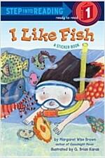 I Like Fish (Paperback)