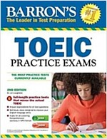 Barron's TOEIC Practice Exams [With MP3] (Paperback, 2)