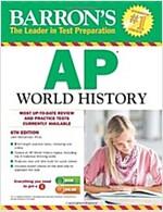 Barron's AP World History (Paperback, 6)