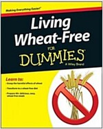 Living Wheat-Free for Dummies (Paperback)