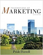 [중고] Foundations of Marketing (Paperback, 6, Revised)