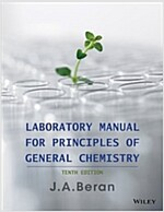 Laboratory Manual for Principles of General Chemistry (Paperback, 10)