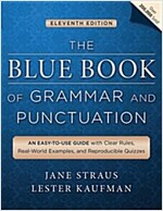 The Blue Book of Grammar and Punctuation: An Easy-To-Use Guide with Clear Rules, Real-World Examples, and Reproducible Quizzes (Paperback, 11)