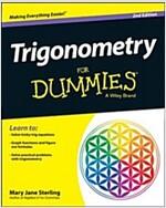 Trigonometry for Dummies (Paperback, 2)