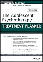 The Adolescent Psychotherapy Treatment Planner: Includes Dsm-5 Updates (Paperback, 5, Revised)