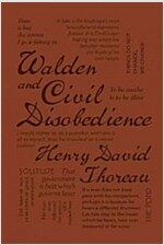 Walden and Civil Disobedience (Hardcover)