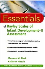 Essentials of Bayley Scales of Infant Development II Assessment (Paperback)