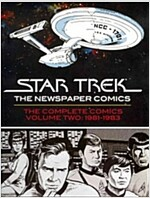 Star Trek: The Newspaper Comics, Volume 2: Complete Dailies and Sundays 1981-1983 (Hardcover)