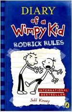 [중고] Diary of a Wimpy Kid: Rodrick Rules (Paperback)