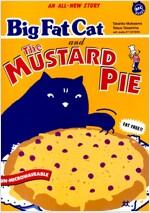 Big Fat Cat Book & CD Set (빅팻캣 전7권 + 오디오 CD 4장 + Big Fat Cat의 세계에서 제일 간단한 영어책)