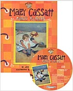 Mary Cassatt : Family Pictures (Paperback + Audio CD)