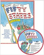 The Fifty States (Paperback + CD)