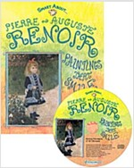 Pierre-Auguste Renoir : Paintings That Smile (Paperback + CD)