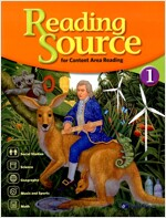 Reading Source 1 (Student Book + Workbook + Audio CD 1장)