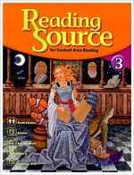 Reading Source 3 (Student Book + Workbook + Audio CD 1장)