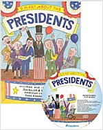 Smart About The Presidents (Paperback + CD)