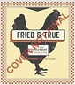 [중고] Fried & True: More Than 50 Recipes for America's Best Fried Chicken and Sides (Paperback)