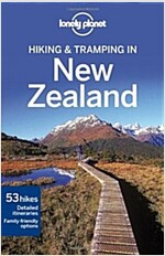 Lonely Planet Hiking & Tramping in New Zealand (Paperback, 7)