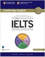 The Official Cambridge Guide to IELTS Student's Book with Answers with DVD-ROM (Package)