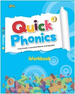 Quick Phonics Workbook 3