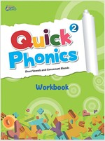 Quick Phonics Workbook 2