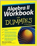 Algebra II Workbook for Dummies (Paperback, 2)