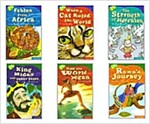 Oxford Reading Tree : Stage 11-12 TreeTops Myths and Legends (Storybook Paperback 6권)