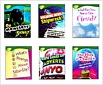 Oxford Reading Tree : Stage 12 TreeTops Non-Fiction Pack (Storybook Paperback 6권)