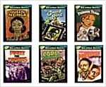 Oxford Reading Tree : Stage 16 TreeTops Graphic Novels Pack (Storybook Paperback 6권)