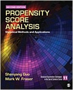 Propensity Score Analysis: Statistical Methods and Applications (Hardcover, 2)