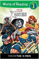 X-Men: These Are The X-Men (Paperback)