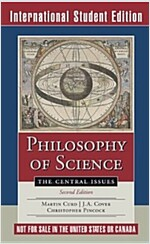 [중고] Philosophy of Science: The Central Issues (Paperback, 2, Revised)