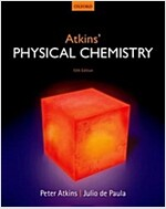 Atkins' Physical Chemistry (Paperback, 10 Revised edition)