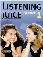 Listening Juice for Junior 1 Workbook (Paperback)